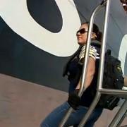 Conheça uma mulher que manobra navios em Itajaí.