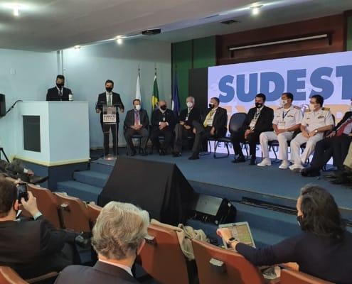 Diogo Piloni abre o Sudeste Export